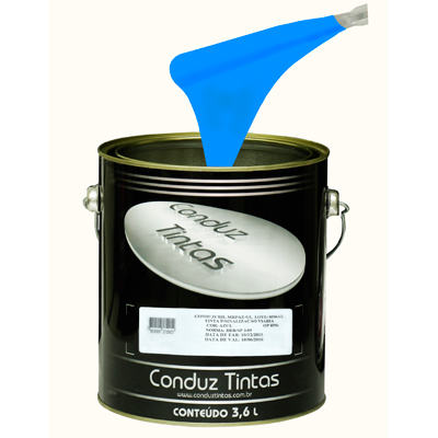 Tinta para Sinalização Asfalto